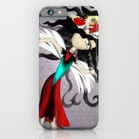 iPhone & iPod Case featuring I don't need shoes to go heaven by Ruth Fitta Schulz