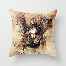 Throw Pillow - TheHunter III - RIZA PEKER