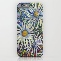 iPhone & iPod Case featuring Wild Daisies by Morgan Ralston