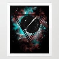 Original Space Art Print