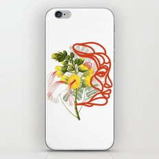 Natural History iPhone & iPod Skin