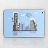 Whatchu' talkin bout willis Laptop & iPad Skin