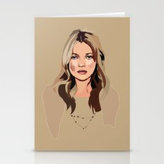 Kate Moss Stationery Cards