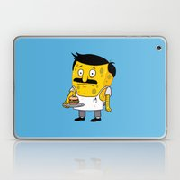 SpongeBob's Burgers Laptop & iPad Skin