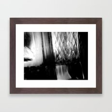 Describe Where You Are _1 Framed Art Print
