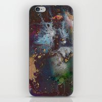 explosions iPhone & iPod Skin