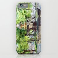 Old Fountain at Split, Croatia iPhone 6 Slim Case