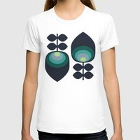 Hoodwinked Womens Fitted Tee White SMALL