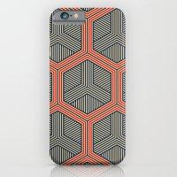 Hexagon No. 1 iPhone 6 Slim Case