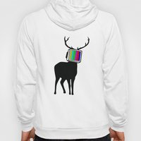 Deer TV Hoody