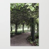 Hyde Park, London Canvas Print