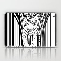 Tigers extinct in 12 years? Laptop & iPad Skin