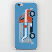 Optimus Van iPhone & iPod Skin