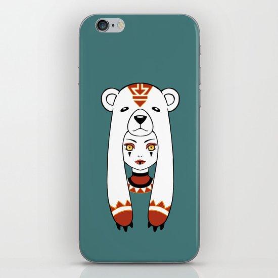 Polar Tribe iPhone & iPod Skin