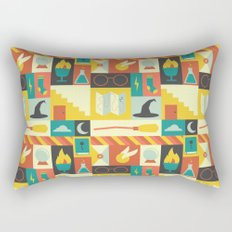 King's Cross - Harry Potter Rectangular Pillow