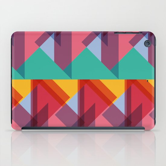 Crazy Abstract Stuff 3 iPad Case
