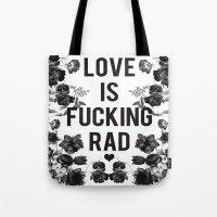 Love Is... Tote Bag