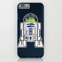 iPhone & iPod Case featuring A Droid in you Droid by maclac