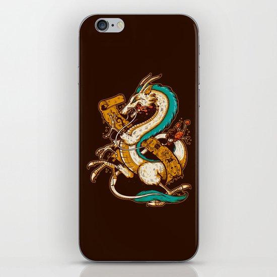 SPIRITED CREST iPhone & iPod Skin
