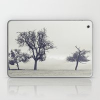 bleak trees... Laptop & iPad Skin