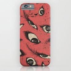 Pink Eye iPhone 6s Slim Case
