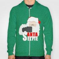 Santa Selfie Hoody