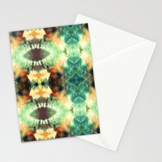 Kaleidoscopic Pattern Play Stationery Cards