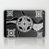 Circls N Silhouetts Laptop & iPad Skin