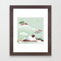 Olimpus Framed Art Print