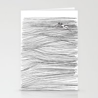 Another Long Silence Stationery Cards