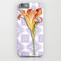 Daylily Lace iPhone 6 Slim Case