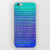 Aztec Night iPhone & iPod Skin