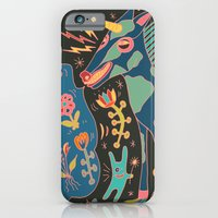 Unicorn Babble iPhone 6 Slim Case