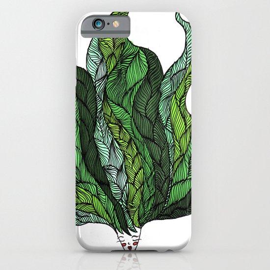 Leaf Head I iPhone & iPod Case