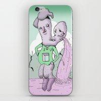 Twinz iPhone & iPod Skin