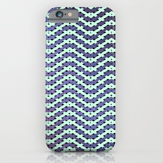 Chevron With A Twist iPhone & iPod Case