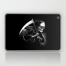 DEATH WILL HAVE HIS DAY Laptop & iPad Skin