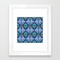 Holy Mola Fish Framed Art Print