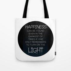 Harry Potter Albus Dumbledore Quote Tote Bag