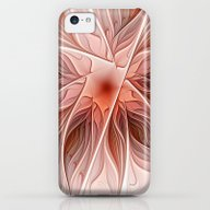 Flower Decoration iPhone 5c Slim Case