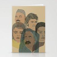Arabian Nights Portraits Stationery Cards