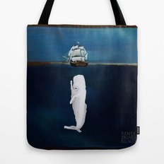 The White Whale Tote Bag