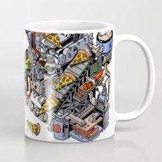 Pizza Machine Mug