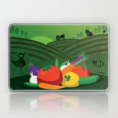 Un après-midi à la ferme : été Laptop & iPad Skin