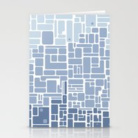 City Planning Stationery Cards