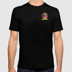 The Rhyme Impersonator Show Art Print SMALL Black Mens Fitted Tee