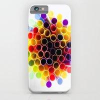 Straws iPhone 6 Slim Case