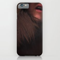 I Sigh Your Name Alone In The Dark Slim Case iPhone 6s