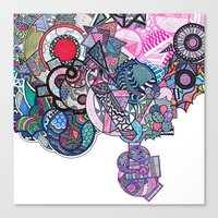 Combinations Canvas Print