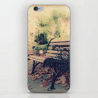 The Bench iPhone & iPod Skin